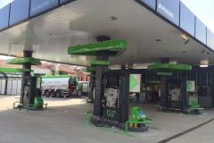 GO, Orkide Petrol, İstanbul, Gilbarco Horizon Akaryakıt Pompası