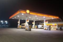 SHELL, Karamahmutoğlu Petrol, İstanbul, Gilbarco SK700 Akaryakıt Pompası
