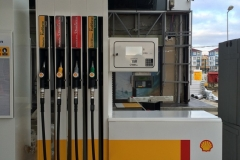 SHELL, Trend Petrol, İstanbul, Gilbarco SK700 2 Akaryakıt Pompası