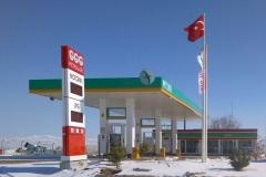 PETLINE, Güvenal Nakliyat Petrol, Kırşehir, Gilbarco Horizon Akaryakıt Pompası