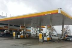SHELL, Hilmi Beken Petrol, Antalya, Gilbarco SK700 Akaryakıt Pompası