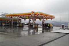 SHELL,Mepa Petrol,Kayseri, Gilbarco SK700-2 Akaryakıt Pompası