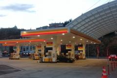 SHELL,Shell Petrol,Ankara,Gilbarco SK700-2 Akaryakıt Pompası