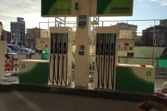 BP, Bostancı Kuzey, İstanbul, Gilbarco SK700 2 Akaryakıt Pompası