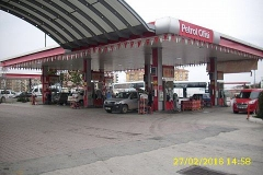 Petrol Ofisi, Pekel Petrol, Malatya, Gilbarco Horizon Akaryakıt Pompası