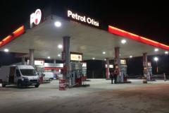 Petrol Ofisi, Pınarcılar Petrol, İstanbul, Gilbarco Horizon Akaryakıt Pompası