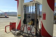 TP, Sanka Petrol, Afyon, Gilbarco Horizon Akaryakıt Pompası