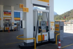 SHELL, Likya Petrol, Antalya, Gilbarco Horizon Akaryakıt Pompası