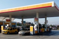 Çağrışan Shell Petrol SHELL Bursa Gilbarco SK700-2 Akaryakıt Pompası
