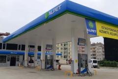 Kar-Pet Petrol Alpet Giresun Gibarco Horizon Akaryakıt pompası