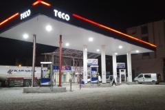 Masis Petrol TECO Ağrı Gikbarco Horizon Akaryakıt Pompası