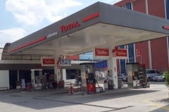Uğurel Petrol TOTAL Ankara Gilbarco Horizon Akaryakıt Pompası